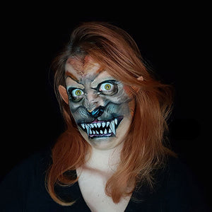 Werewolf Video by Ana Cedoviste: 31 Days of Halloween