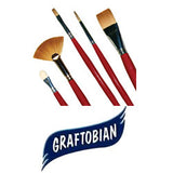 Graftobian Face Painting Brushes