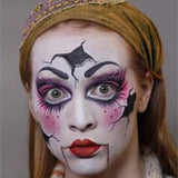 Broken Doll Halloween Makeup Kit