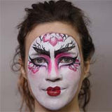 Geisha Halloween Makeup Kit