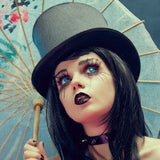 Gothic Steampunk Princess Makeup