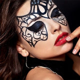 Painted Masquerade Mask Makeup Kit