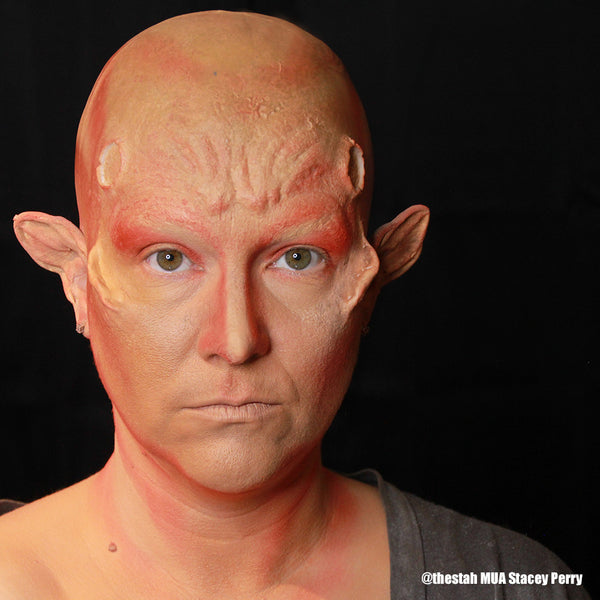 Alien Special FX Makeup by Stacey Perry