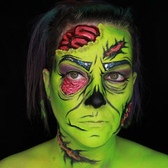 Pop Art Zombie by Stacey Perry