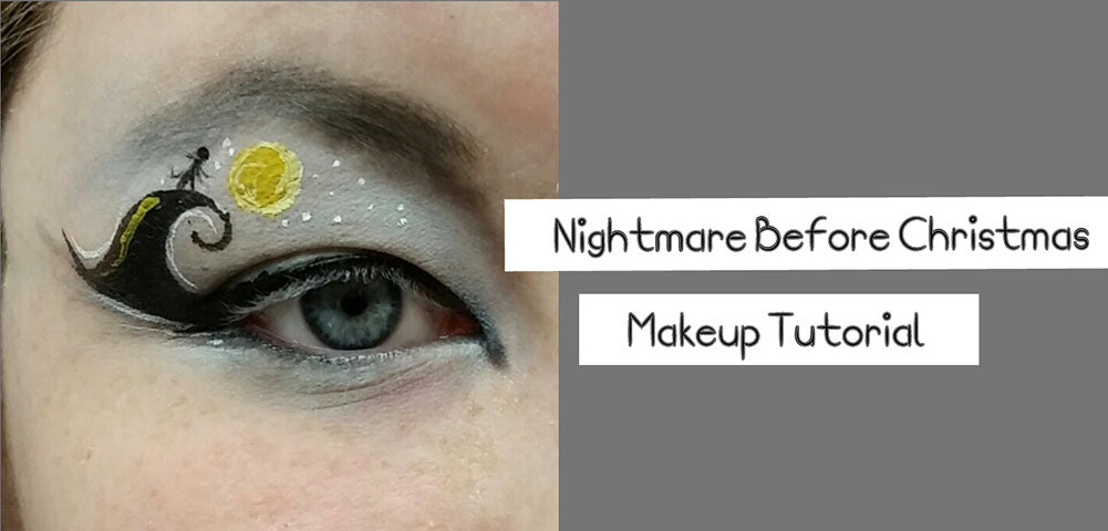 Nightmare Before Christmas Eye Design