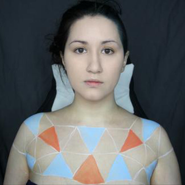 Sewn Together: Old Quilt Body Paint 3 by PTBarpun