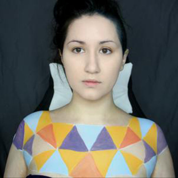 Sewn Together: Old Quilt Body Paint 5 by PTBarpun