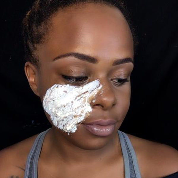 Scratched Face Step 4 by Zuri J