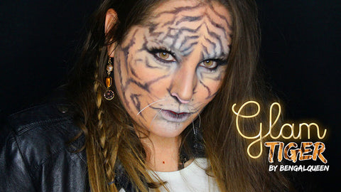Flam Tiger by Bengal Queen