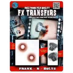 Tinsley Frank-N-Bolts Medium 3D FX Transfer