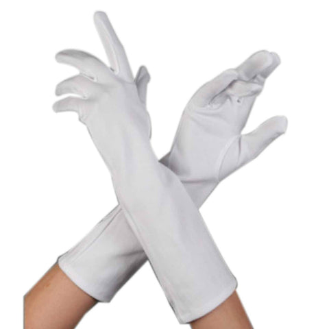 Elbow Length Nylon Gloves
