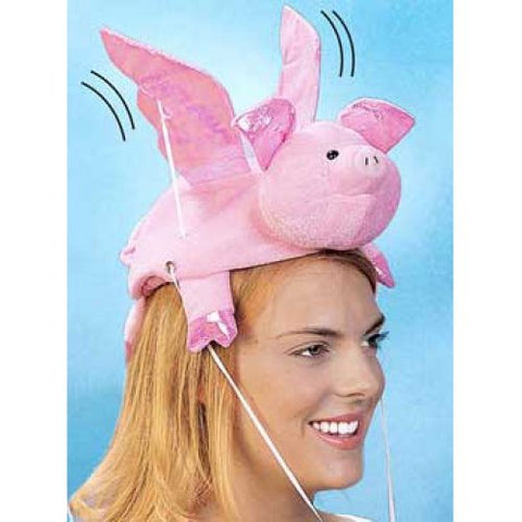 Flying Pig Hat (Kipp Brothers)