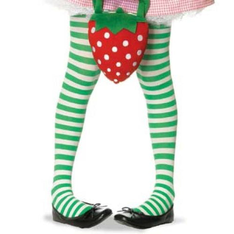 Leg Avenue Child's Striped Tights