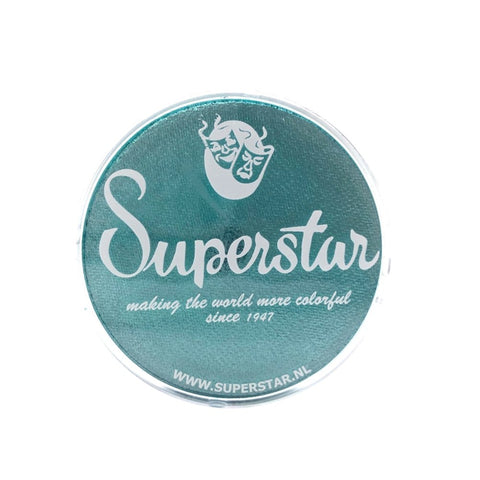 Superstar Face And Body Paint - Green Shimmer 309