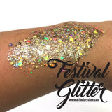 Art Factory Festival Glitter Gel - Gold Digger