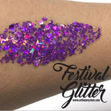 Art Factory Festival Glitter Gel - Fierce