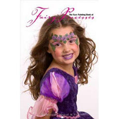 Silly Farm Face Painting Book of Fairy Princesses - Murad