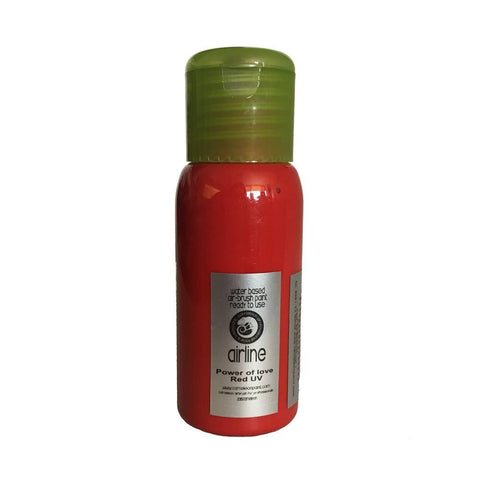 Cameleon In Love Red UV Airline Paint (50 ml)