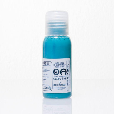 Cameleon Teal You Drop Scareline Airline Paint (50 ml)
