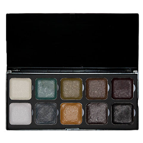 European Body Art Encore Undead Alcohol Palette