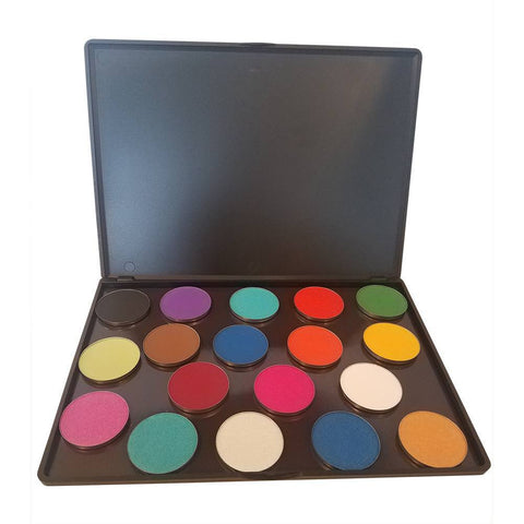 Elisa Griffith Build Your Own 18 Color Color Me Pro Eyeshadow Palette