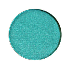 Elisa Griffith Color Me Pro Pressed Powder Pan - Sparkly Aqua