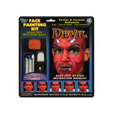 Wolfe FX Devil Face Painting Kit