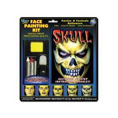 Wolfe FX Skull Face Painting Kit