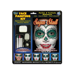 Wolfe FX Sugar Skull Face Paint Kit