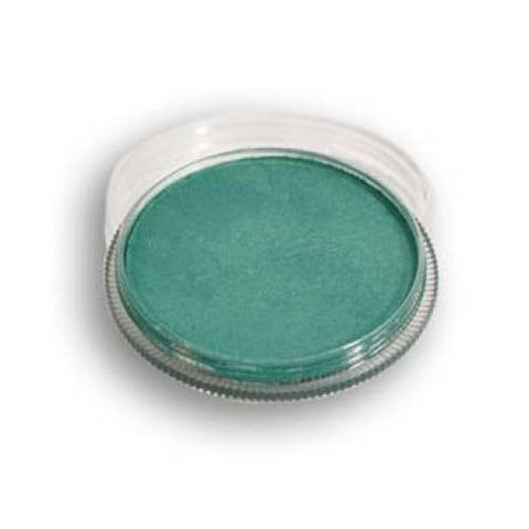 Wolfe Metallic Green Face Paint M62