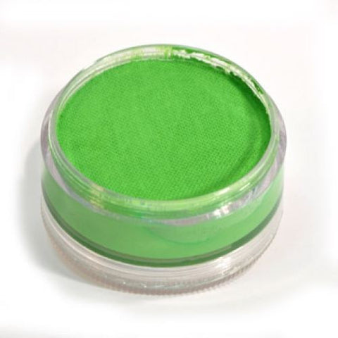 Wolfe Light Green Face Paint 057