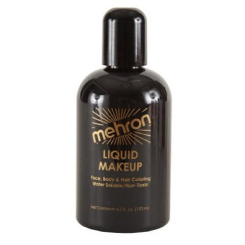Mehron Black Liquid Makeup