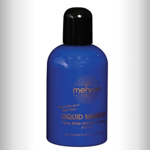 Mehron Blue Liquid Makeup BL