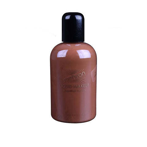 Mehron Sable Brown Liquid Makeup 7C (4.5 oz)