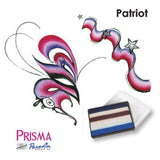 Mehron Paradise Prisma Patriot Rainbow Face Paint 806-663 (50 gm)