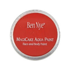 Ben Nye Fire Red MagiCake Face Paint LA-4 (0.77 oz)