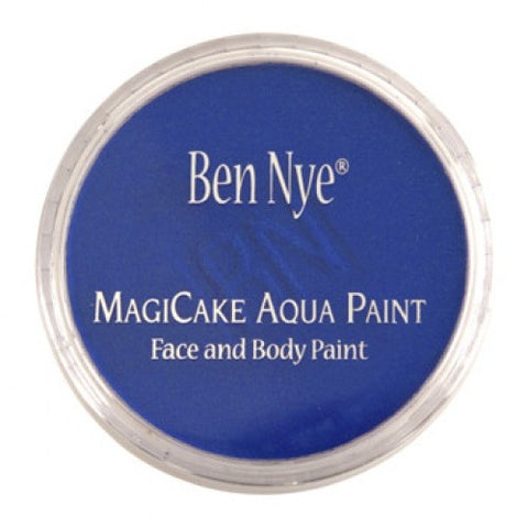 Ben Nye Azure Blue Magicake Face Paint LA-7 (0.77 oz)