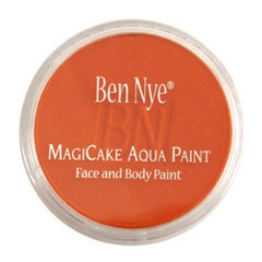 Ben Nye Bright Orange Magicake Face Paint LA-17 (0.77 oz)