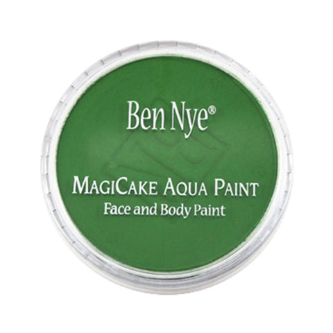 Ben Nye Kelly Green MagiCake Face Paint LA-112 (0.77 oz)