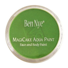 Ben Nye Lime Green Magicake Face Paint LA-108 (0.77 oz)
