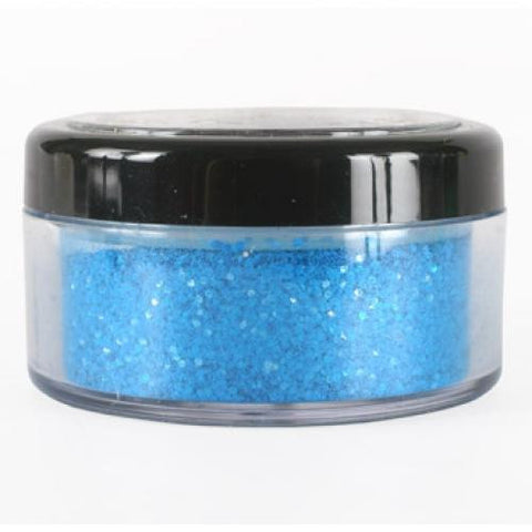 Ben Nye Cosmic Blue Lumiere Luxe Sparkle Powder LXS-12 (0.28 oz)