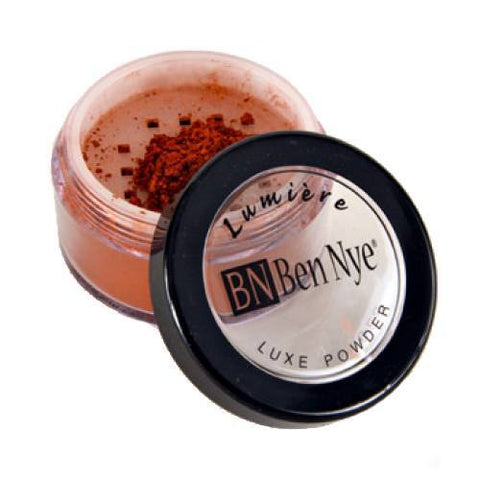 Ben Nye Indian Copper Lumiere Luxe Shimmer Powder LX-6 (0.21 oz)