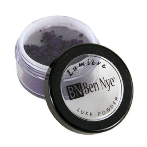 Ben Nye Amethyst Lumiere Luxe Shimmer Powder LX-14 (0.21 oz)