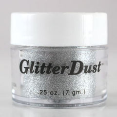 Mehron Real Silver Glitter Dust  (7 gm)