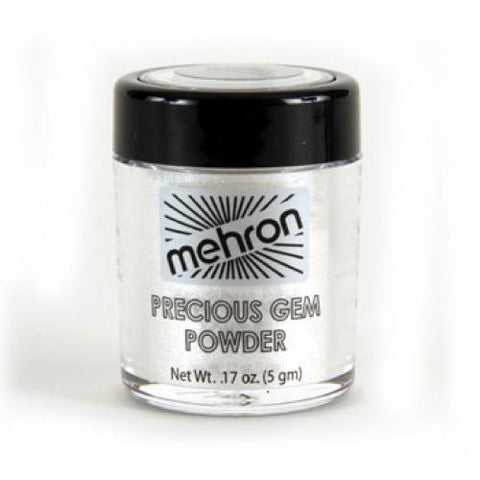 Mehron Diamond White Celebre Precious Gem Powder DD (5 gm)