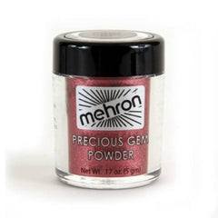 Mehron Garnet Red Celebre Precious Gem Powder GT (5 gm)