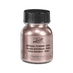 Mehron Metallic Rose Gold Powder