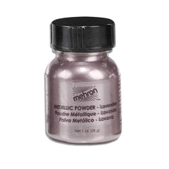 Mehron Metallic Lavender Powder (28 gm)