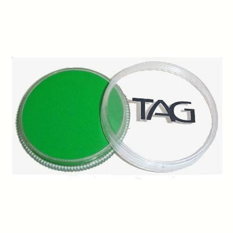 TAG Green  Face Paint
