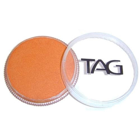 TAG Pearl Orange Face Paint